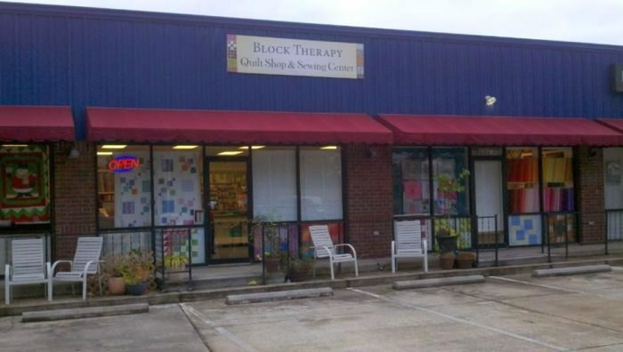 Block Therapy The Biggest Quilt Shop In Mississippi