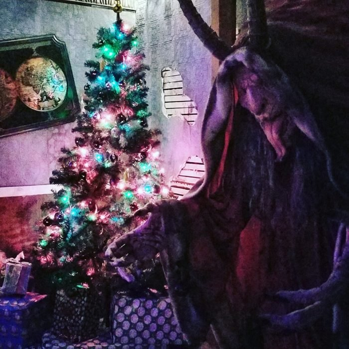 Krampus A Haunted Christmas In Illinois Is A Haunted Holiday House