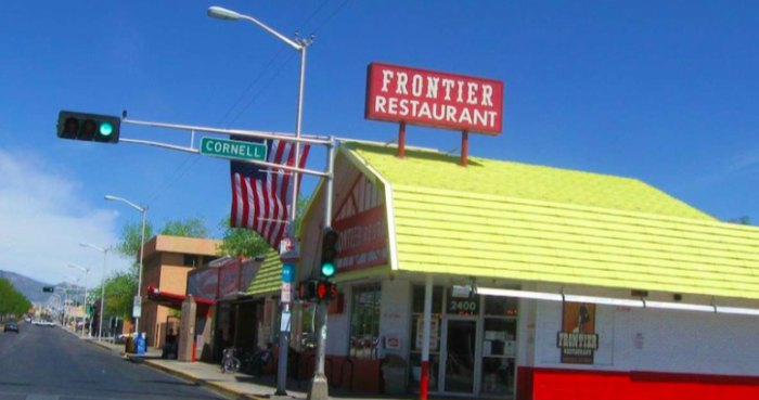 Visit Frontier Restaurant In Albuquerque New Mexico