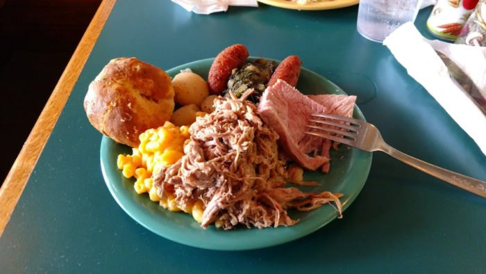 Casey's In Wilmington Is An All-You-Can-Eat Southern Food Buffet In
