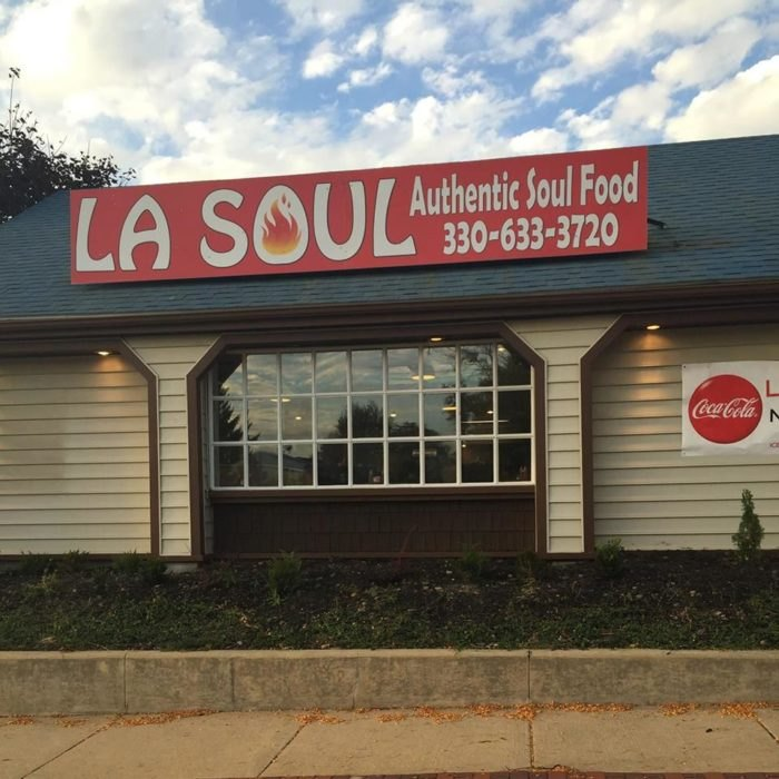 Peachy The Best Southern Food Buffet In Ohio La Soul Authentic Download Free Architecture Designs Scobabritishbridgeorg