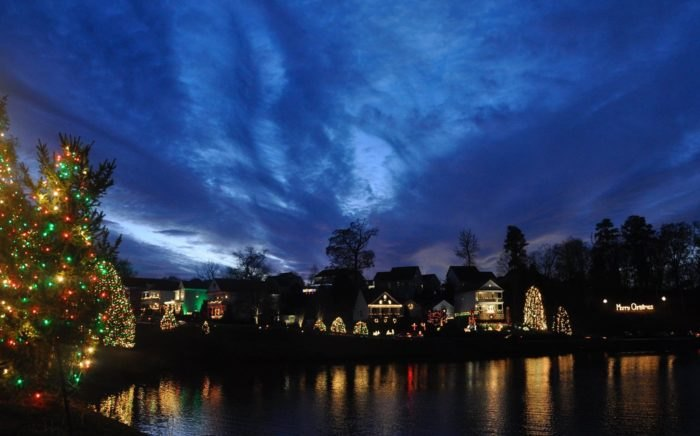 Christmas Town Usa.Christmas Town Usa In North Carolina Features 300 Lighted