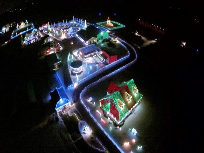 The Christmas Ranch.The Best Winter Village In Ohio The Christmas Ranch