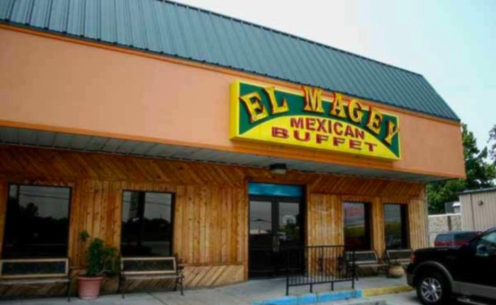 El Magey Mexican Buffet In Baton Rouge La Is All You Can Eat