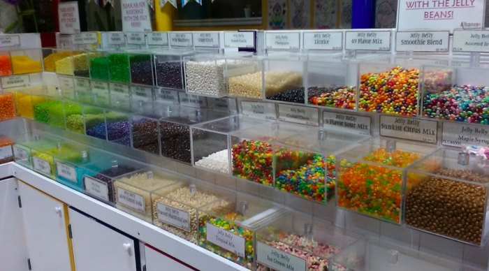 Albanese Confecionary Makes 20 Different Flavors Of Gummies