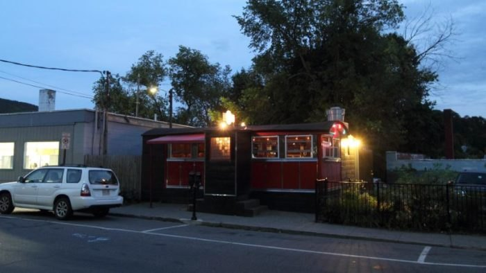 T J Buckley S The Unforgettable Historic Dining Car In Vermont