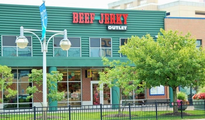 Outlet New Jersey >> The Beef Jerky Outlet In New Jersey Where You Ll Find More