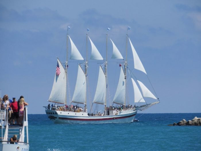 Sail Into History With This Wisconsin Tall Ship Festival