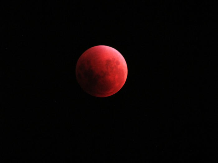 The 2019 Lunar Eclipse That Will Be Visible In Mississippi