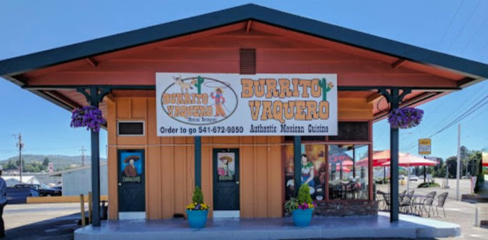 The Mive Burritos At This Oregon Restaurant Will Satisfy All Your Cravings
