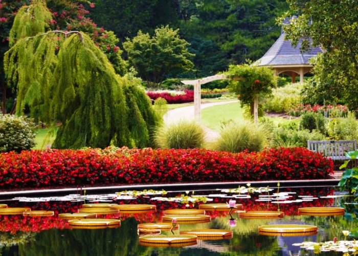 Your Visit To This Beautiful Garden In The U S Will Be Simply