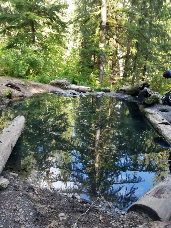 Baker Hot Springs In Washington Is Everything You Need This