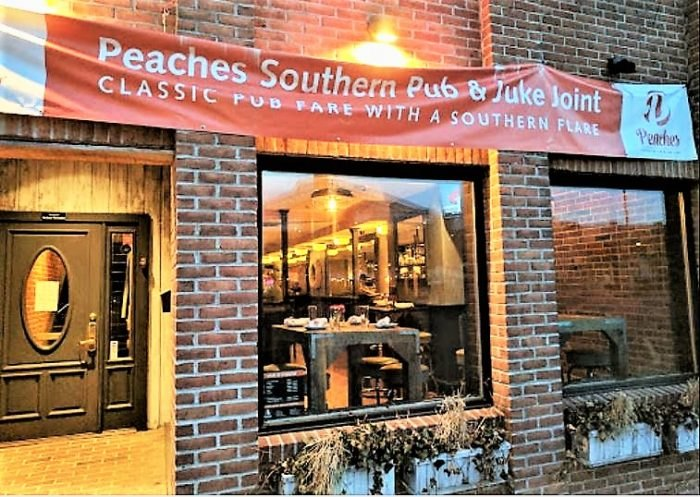 Peaches Southern Pub Juke Joint A Southern Style