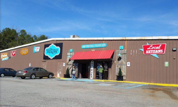 Prattville Pickers Is Best And Largest Antique Shop In Alabama