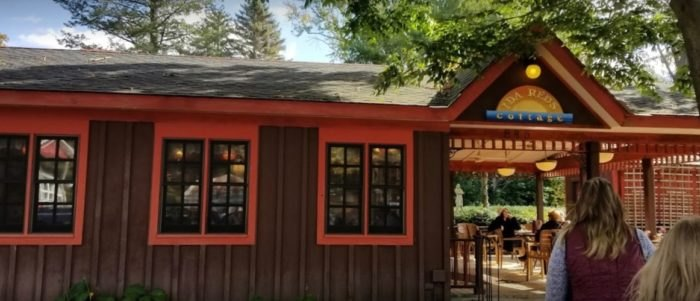 Ida Red S Is Most Charming Cottage Restaurant In Michigan