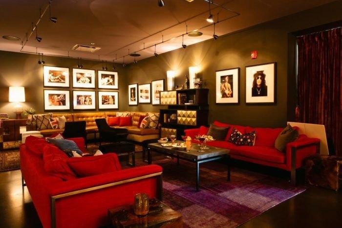 Groovy Sinema Restaurant Is Best Cinema Themed Restaurant In Tennessee Interior Design Ideas Clesiryabchikinfo