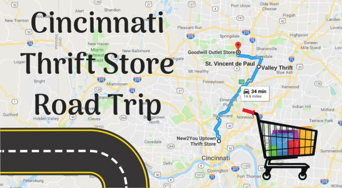Take This Road Trip To Visit The Best Thrift Stores In ...