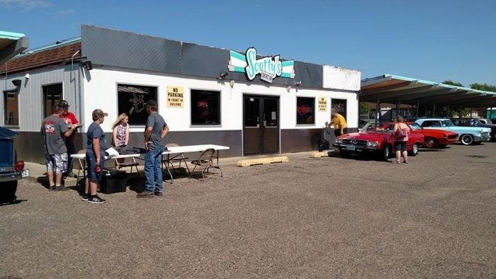 Scotty's Drive-In Is Best Drive-In Restaurant In North Dakota