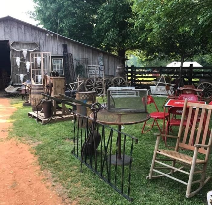 The Bi-Annual Antique Sale In Mississippi You Don't Want To Miss