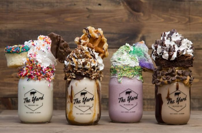 Mississippi's Newest Milkshake Bar Will Satisfy Your Sweet Tooth