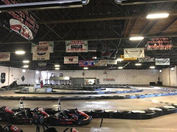 Indoor Go Karts Nashville >> Albuquerque Indoor Karting Is Best Go Kart Track In New Mexico