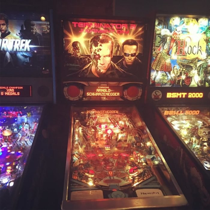 Bit Bar Is A Massachusetts Arcade With More Than 35 Vintage