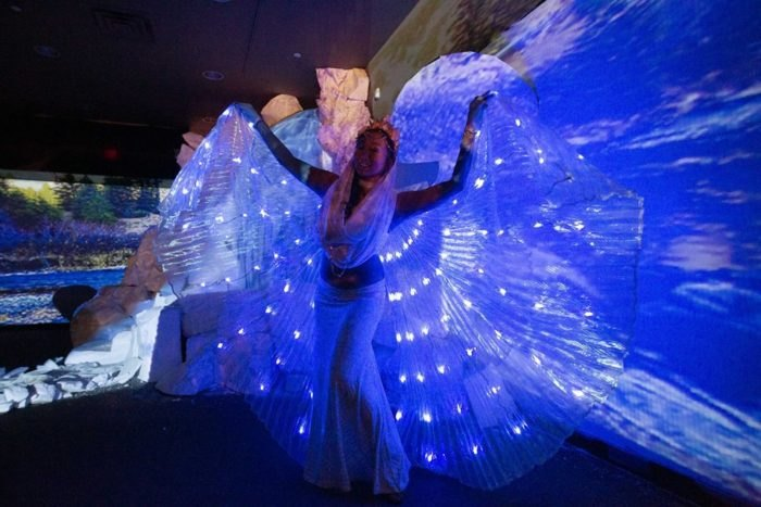Dreamscapes Is An Immersive Art Experience In Utah