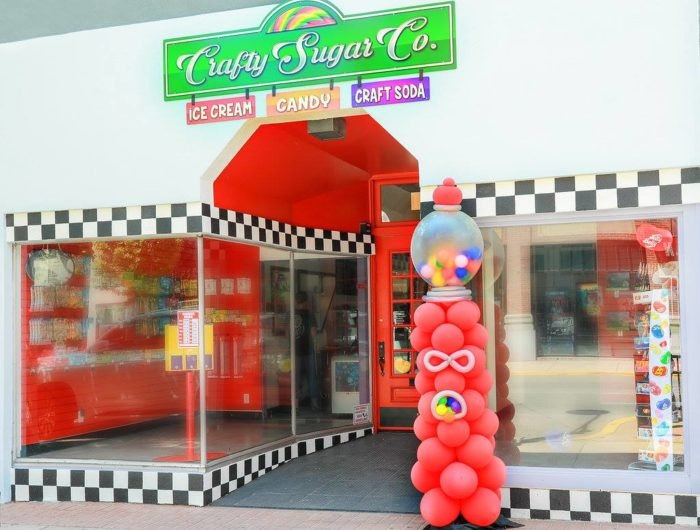 Crafty Sugar Company In Belleville, Illinois Is A Classic