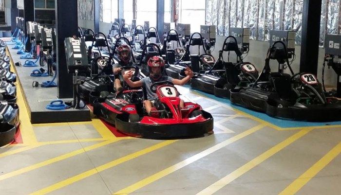 Go Karts Nashville >> Jd Racing Is Best Indoor Go Karting Track In Michigan