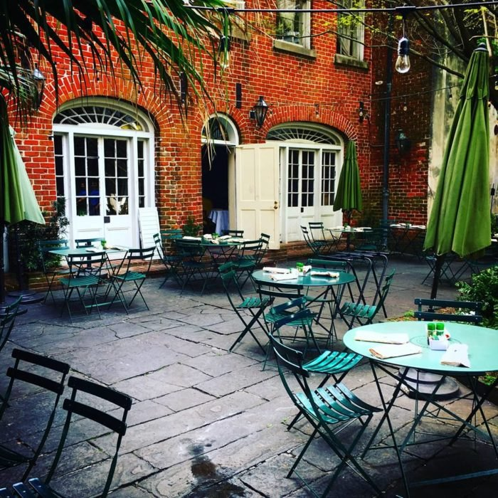7 Charming New Orleans Restaurants With Hidden Courtyard Dining