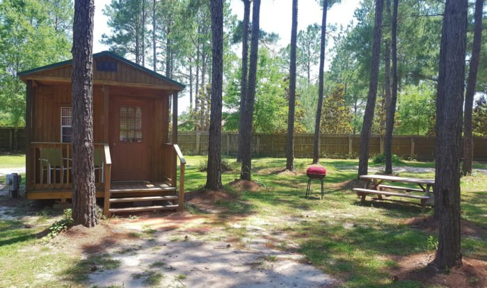 7 Best Campgrounds In Alabama For People Who Hate Camping