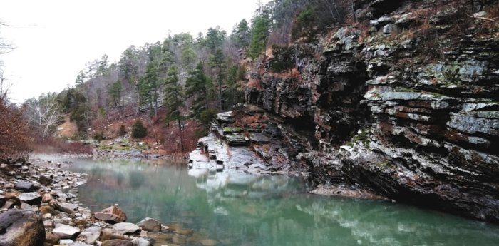 7 Glorious Campgrounds In Arkansas Where No Reservation Is