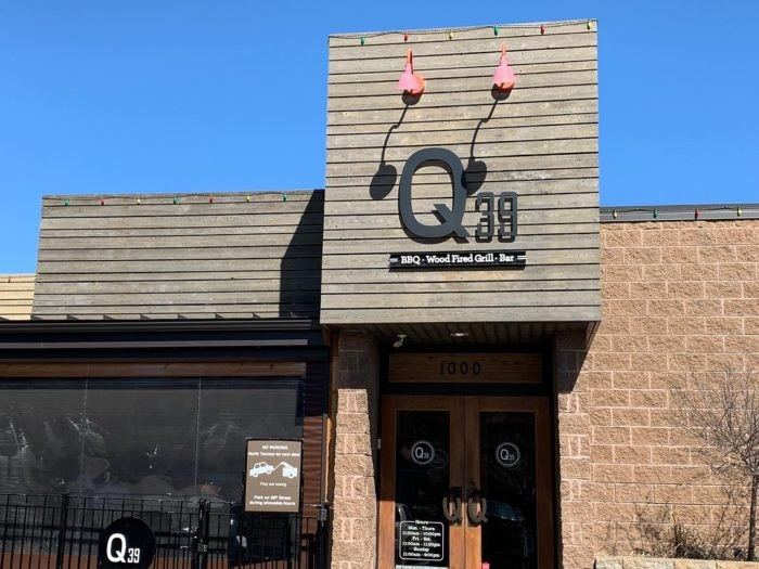 Q39 Is An Amazing Barbecue Restaurant In Kansas City