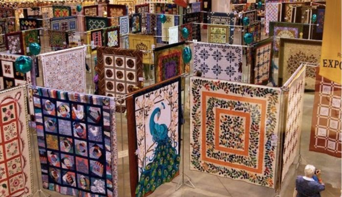 The Vermont Quilt Festival Is A New England Event Not To Be
