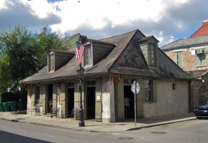 Sip Wine And Mingle With Ghosts In Louisiana's Most Haunted Bar