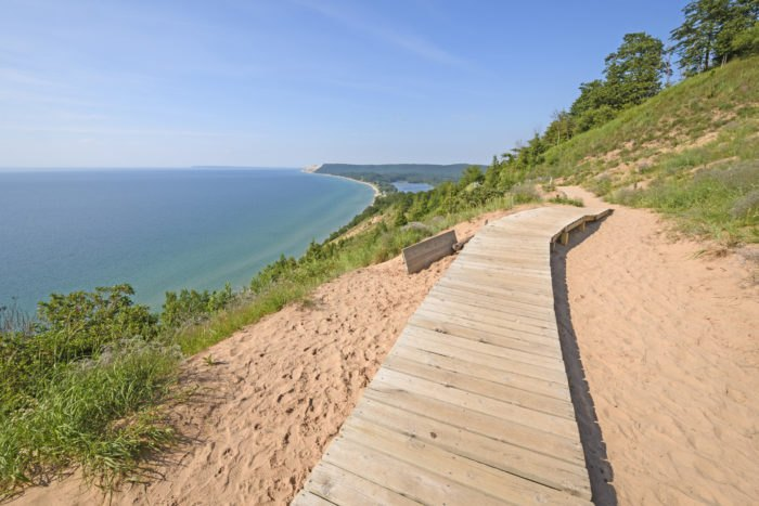 This Stunning Midwestern Beach Could Rival Any Coastal Location In The World