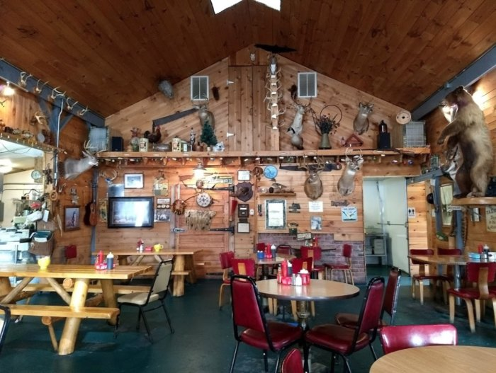 Brutus Camp Deli Is Rustic Michigan Restaurant With Huge