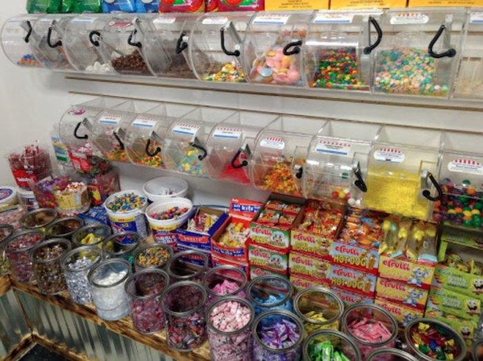 Amazing Grandpa Joes Candy Shop Has Best 5 Candy Buffet In Cincinnati Download Free Architecture Designs Embacsunscenecom