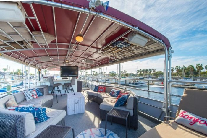 Spend The Night On The Water In Houseboat In Florida