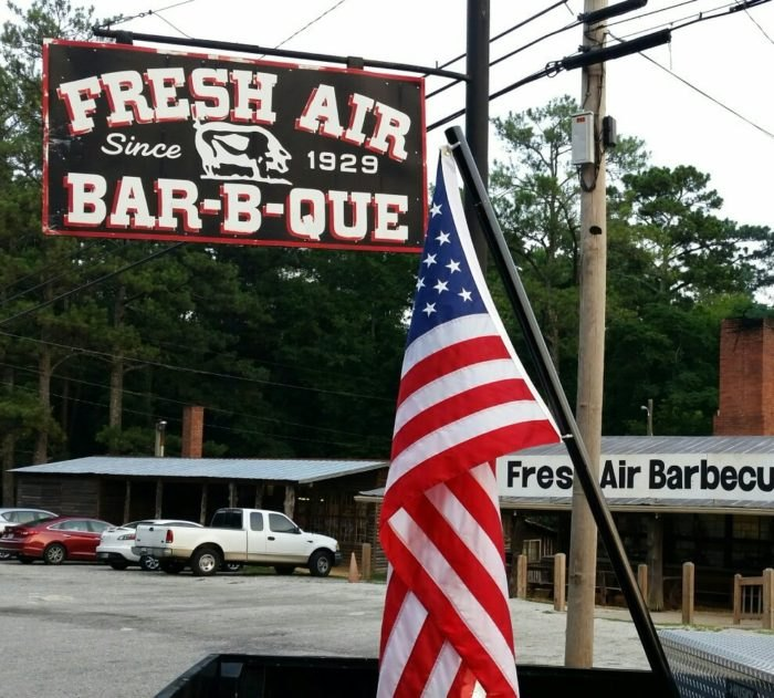 Fresh Air Barbecue Has Been Open Since The 1920s