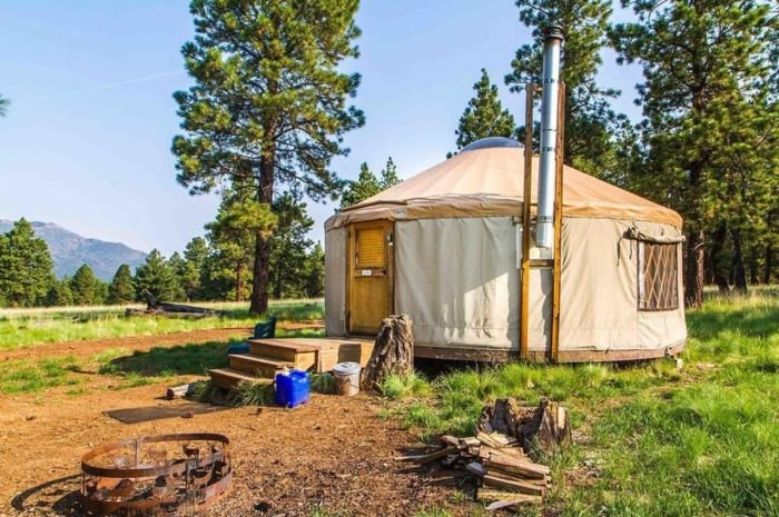 3 Campgrounds In Arizona With Amazing Yurts You Can Stay In