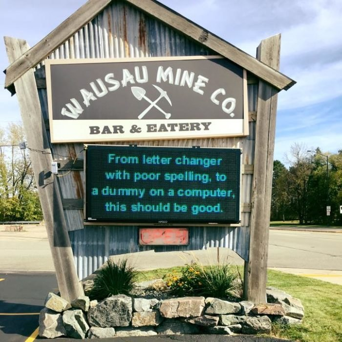 Wausau Mine Company Is A Mining Themed Restaurant In Wisconsin