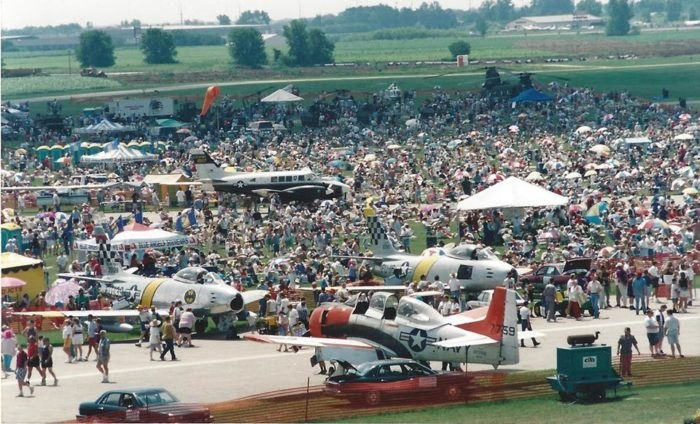 The Quad Cities Air Show Is The Best Iowa Air Show In 2019