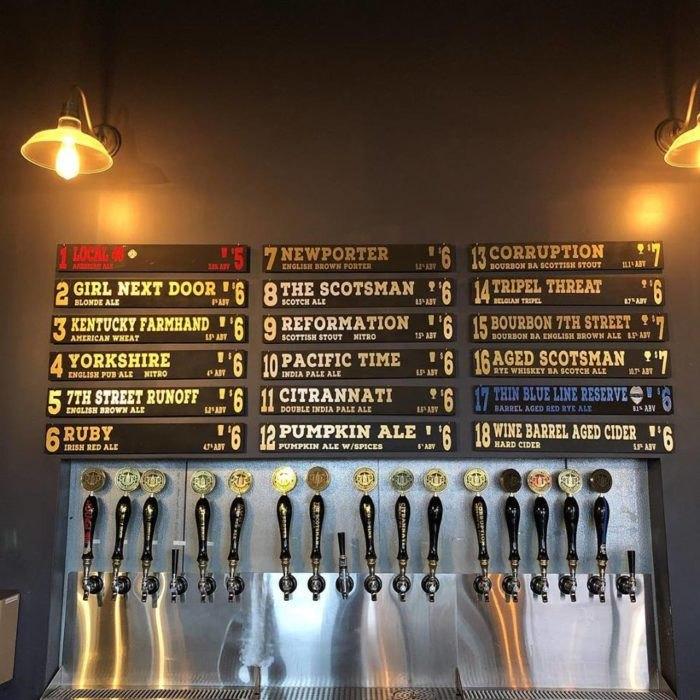 Wooden Cask Brewing Company Is A Brewery Near Cincinnati With Farm