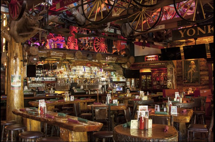 Everybody Should Visit This Wild West Themed Steakhouse In