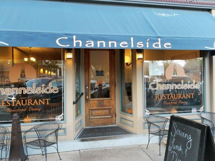 Channelside Restaurant Is New York's Best Waterfront Eatery