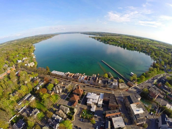 Getting Away From It All By Exploring >> Skeaneateles Lake Is The Clearest Lake Near Buffalo