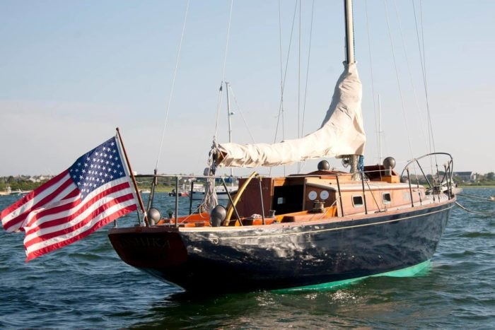 Spend The Night On A Retro 1950s Yacht In Massachusetts