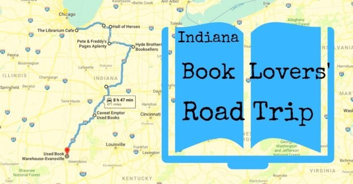 Book rs' Road Trip In Indiana Is a Readers' Dream Indiana Road Maps Book on indiana state map, indiana locality map, arcadia indiana map, indiana atlas, indiana map with exit numbers, centerville indiana map, indiana water map, indiana castles, indiana relief map, indiana sports map, indiana regions map, indiana time map, united states map, illinois map, wabash indiana map, hotels downtown indianapolis indiana map, indiana on us map, northern indiana map, southern indiana map, indiana street,