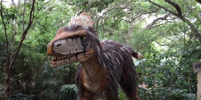 houston zoo dinosaurs 2020
